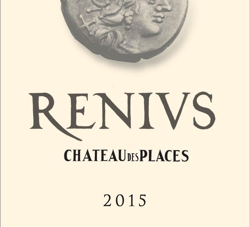 Château des Places en AOC Graves - Cuvée Renius