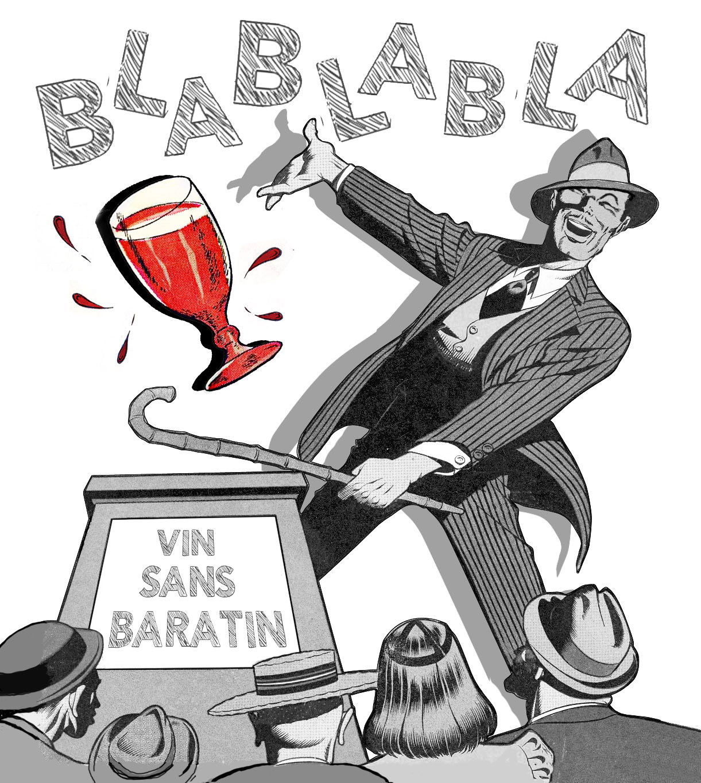 Domaine Julien Auroux Bergerac Vin Sans Baratin