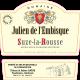 Domaine Julien de l'Embisque en AOC Suze-la-Rousse