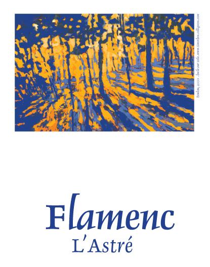 Domaine de l'Astré en Bergerac - Cuvée Flamenc